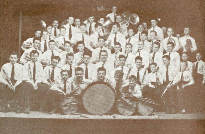 Mladinska godvba Litostroj 1953
