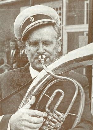 Dirigent Leander Pegan